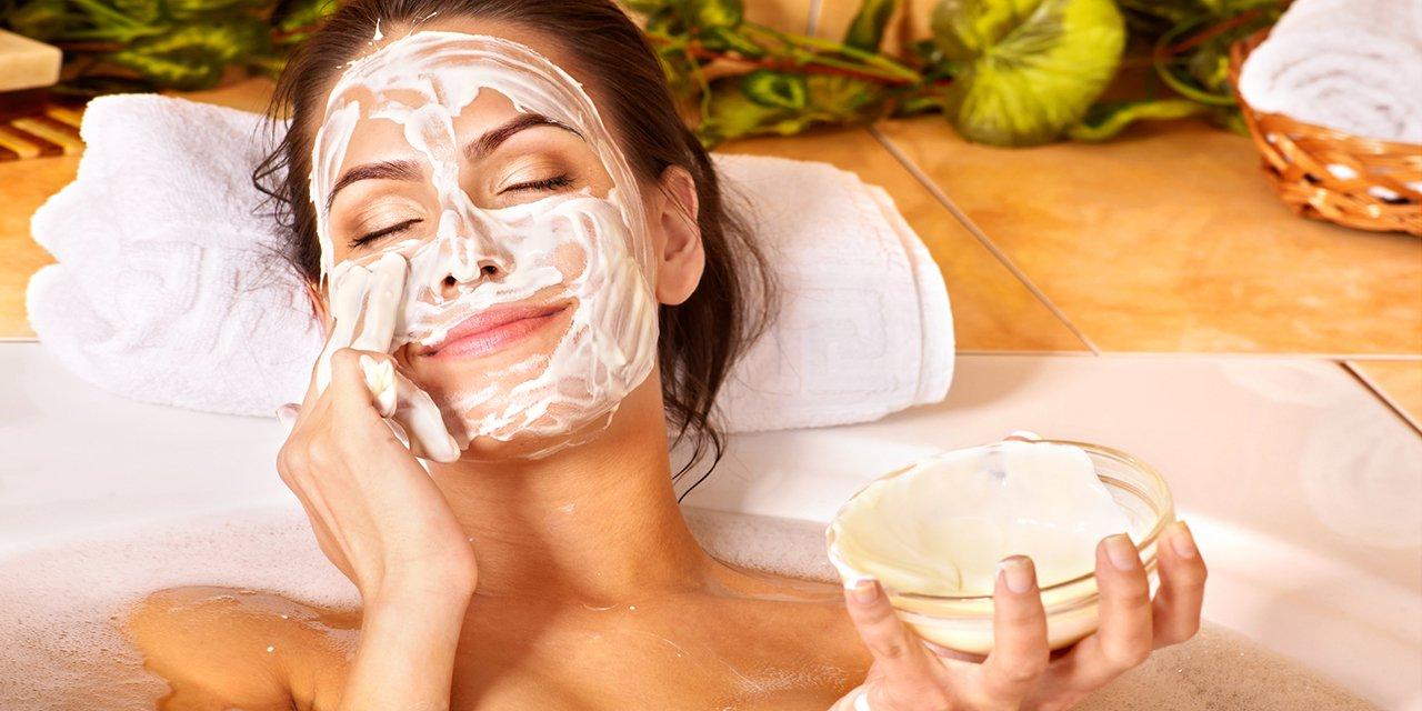 Народное средство для сухой кожи лица в домашних условиях 676