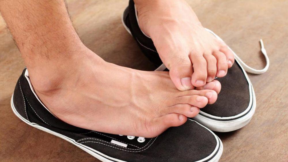 Запах в кроссовках как избавиться в домашних условиях 575