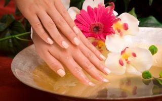 Парафиновые ванночки для рук и ног – применение и польза