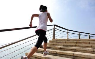 Ходьба по лестнице для похудения: результаты, отзывы, рекомендации