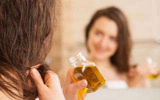 Масло арганы для волос: секрет роскошных локонов