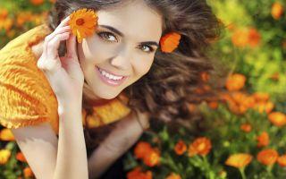 Настойка календулы – универсальное средство для проблемной кожи