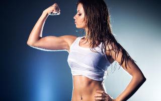 Как при похудении сохранить мышечную массу?