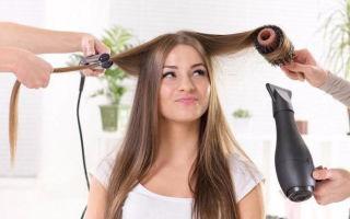 5 действенных способов выпрямить волосы в домашних условиях