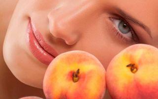 Персиковое масло для волос и кожи лица − эффективные рецепты и применение