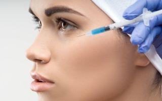 Гиалуроновая биоревитализация увядающей кожи лица