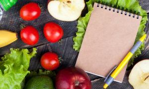 Варианты меню на 1 200 килокалорий в день для похудения