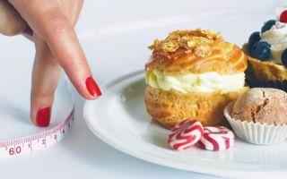 Какие десерты и лакомства можно есть на диете?