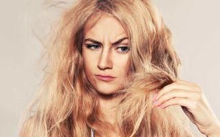 Маска для сухих волос в домашних условиях − 25 увлажняющих масок