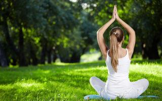 Йога против целлюлита: лучшие упражнения и техники