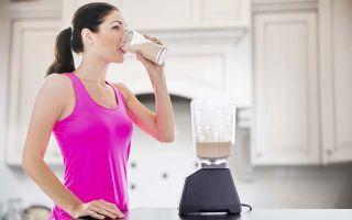 Казеиновый протеин для похудения девушкам: как принимать и чем помогает