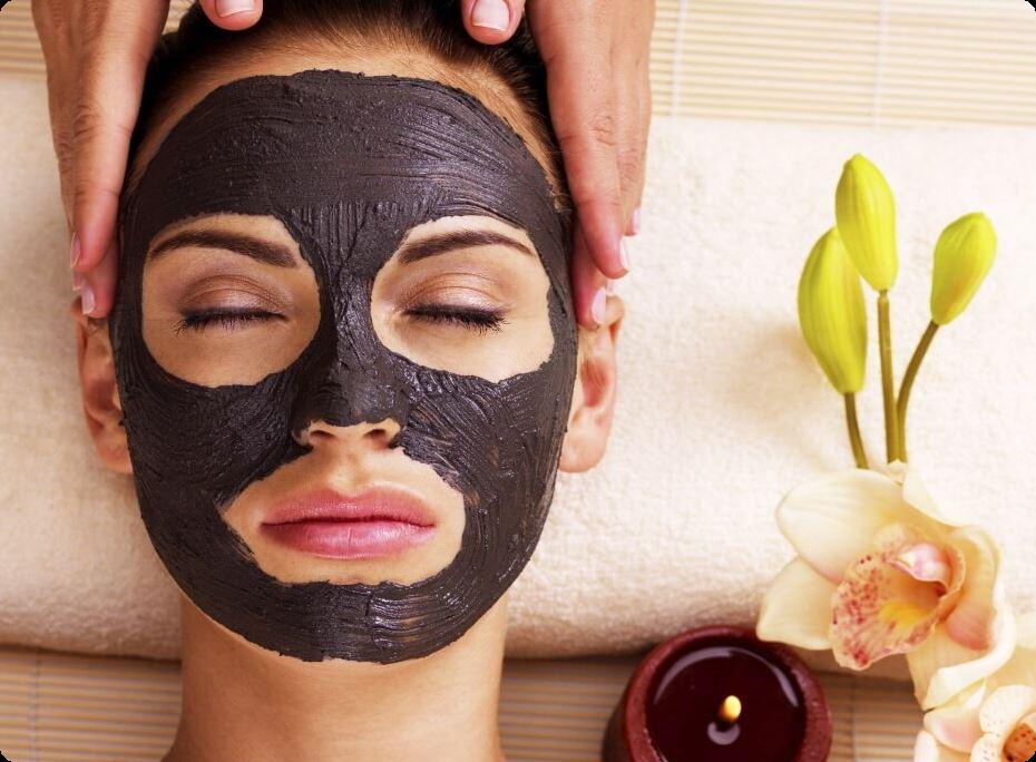 Рецепты домашних «чёрных масок»