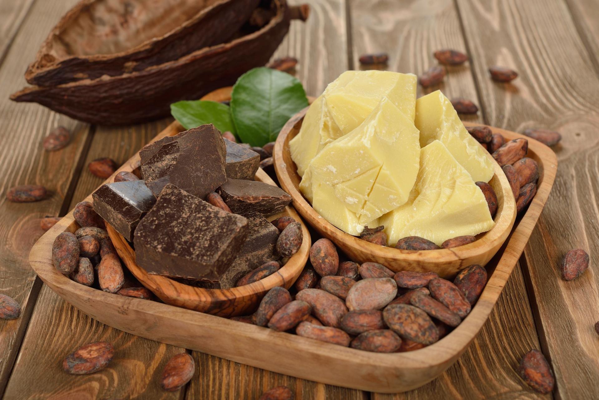 Как выбрать хорошее масло какао