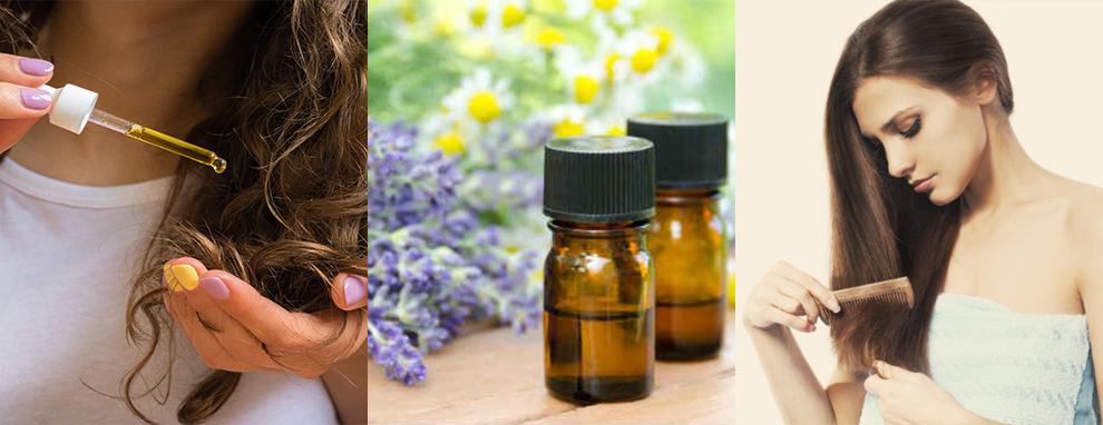 Как использовать масла для ухода за волосами?