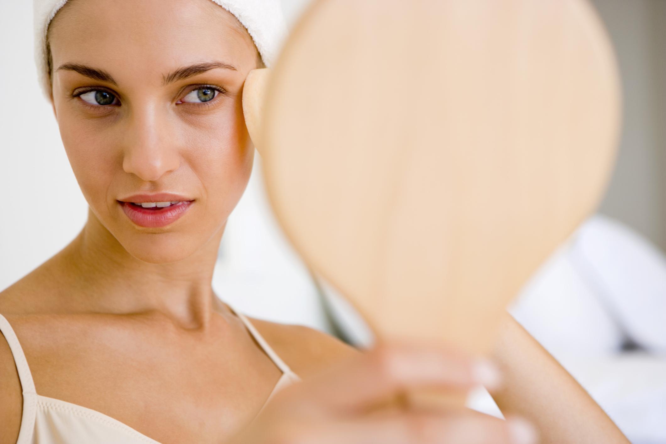 Рекомедации по уходу за сухой кожей