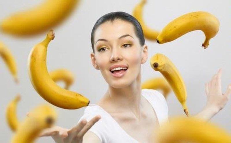 Состав и польза банана для кожи лица