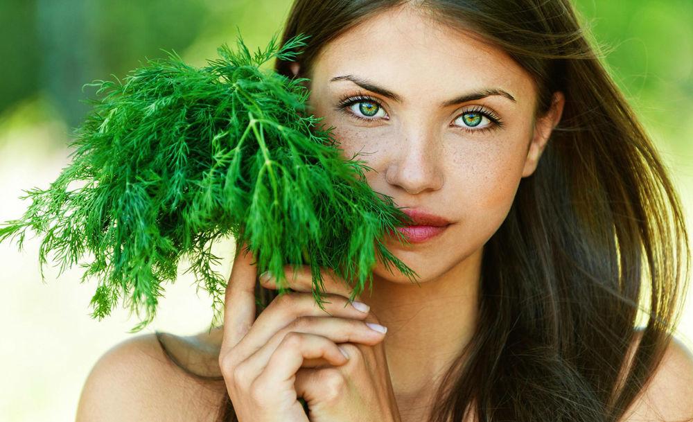 Укроп - эффективное косметическое средство для лица