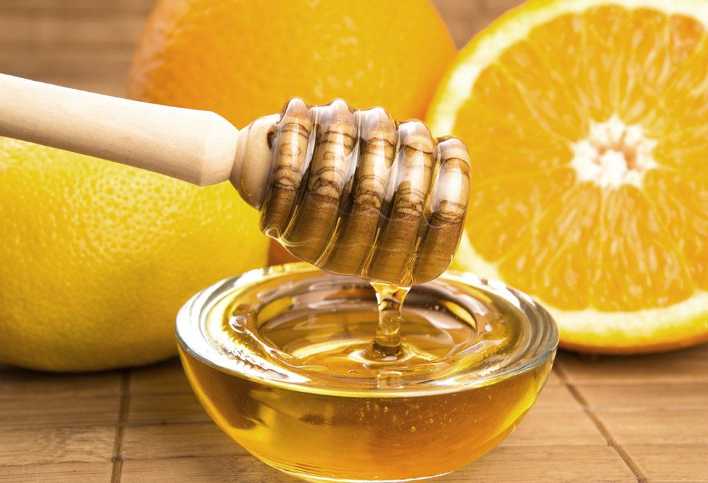 Домашние рецепты масок для лица апельсином