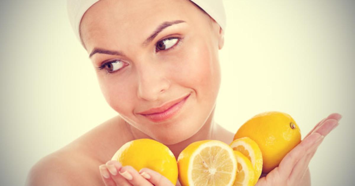 Как часто делать маску с лимоном?