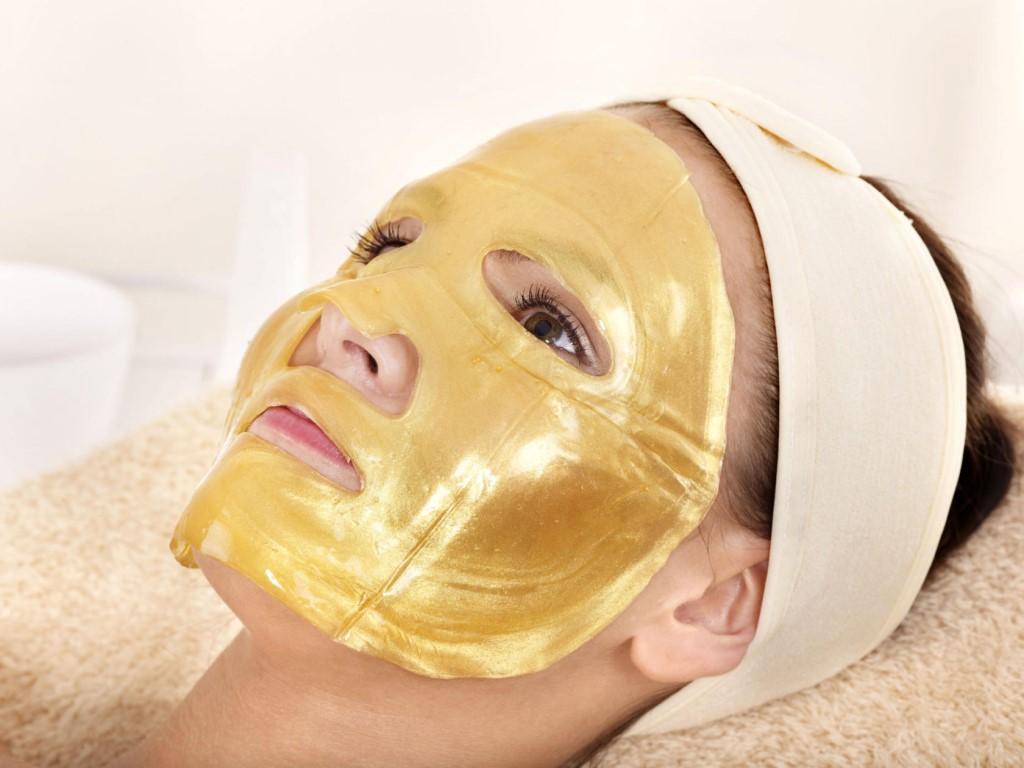 Виды и эффект от гидрогелевой маски.