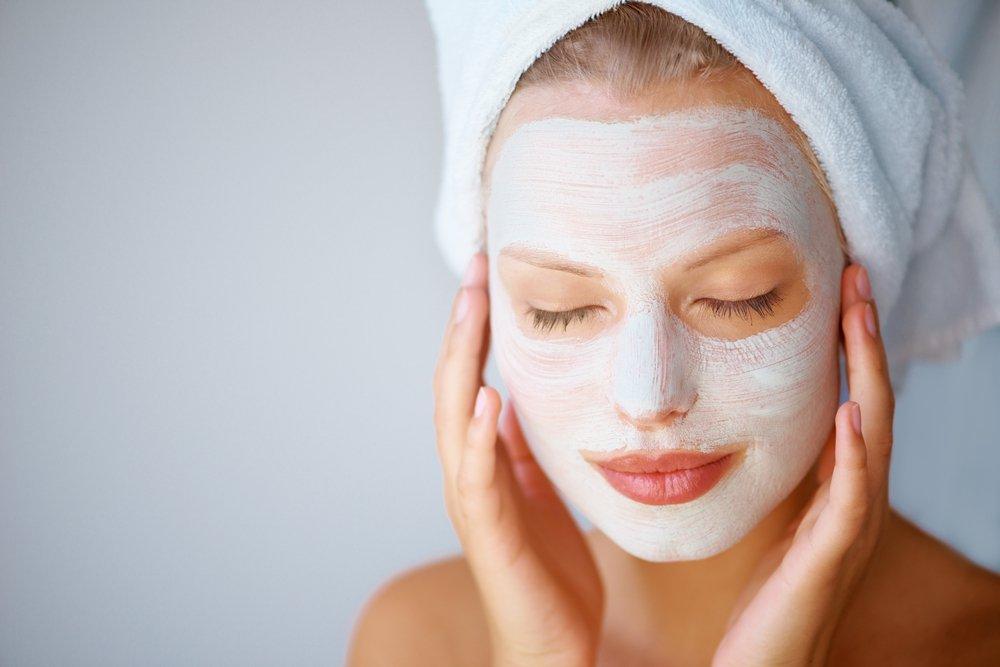 Список эффективных витаминов для витаминных масок против морщин