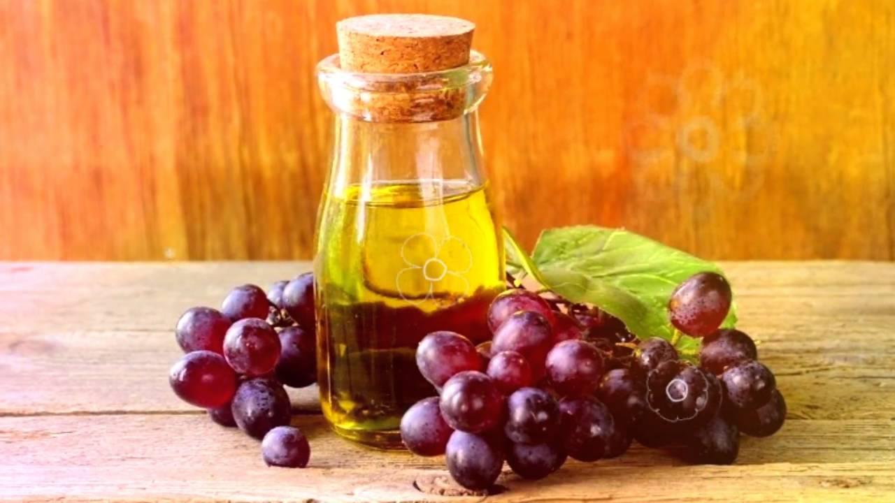 Полезное действие и применение в косметалогии масла виноградной косточки.