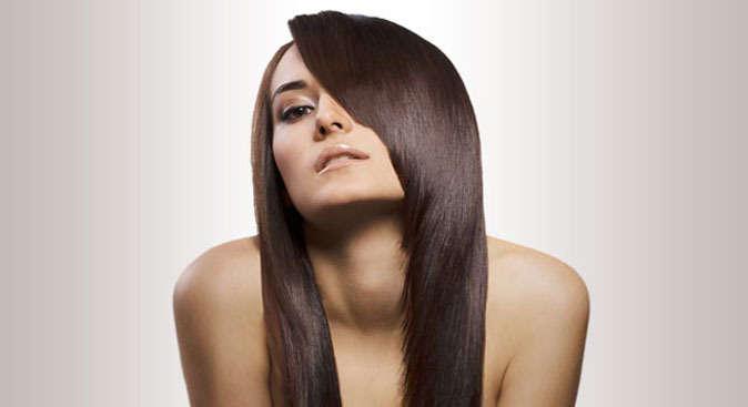 Этапы проведения биоламинирования волос.