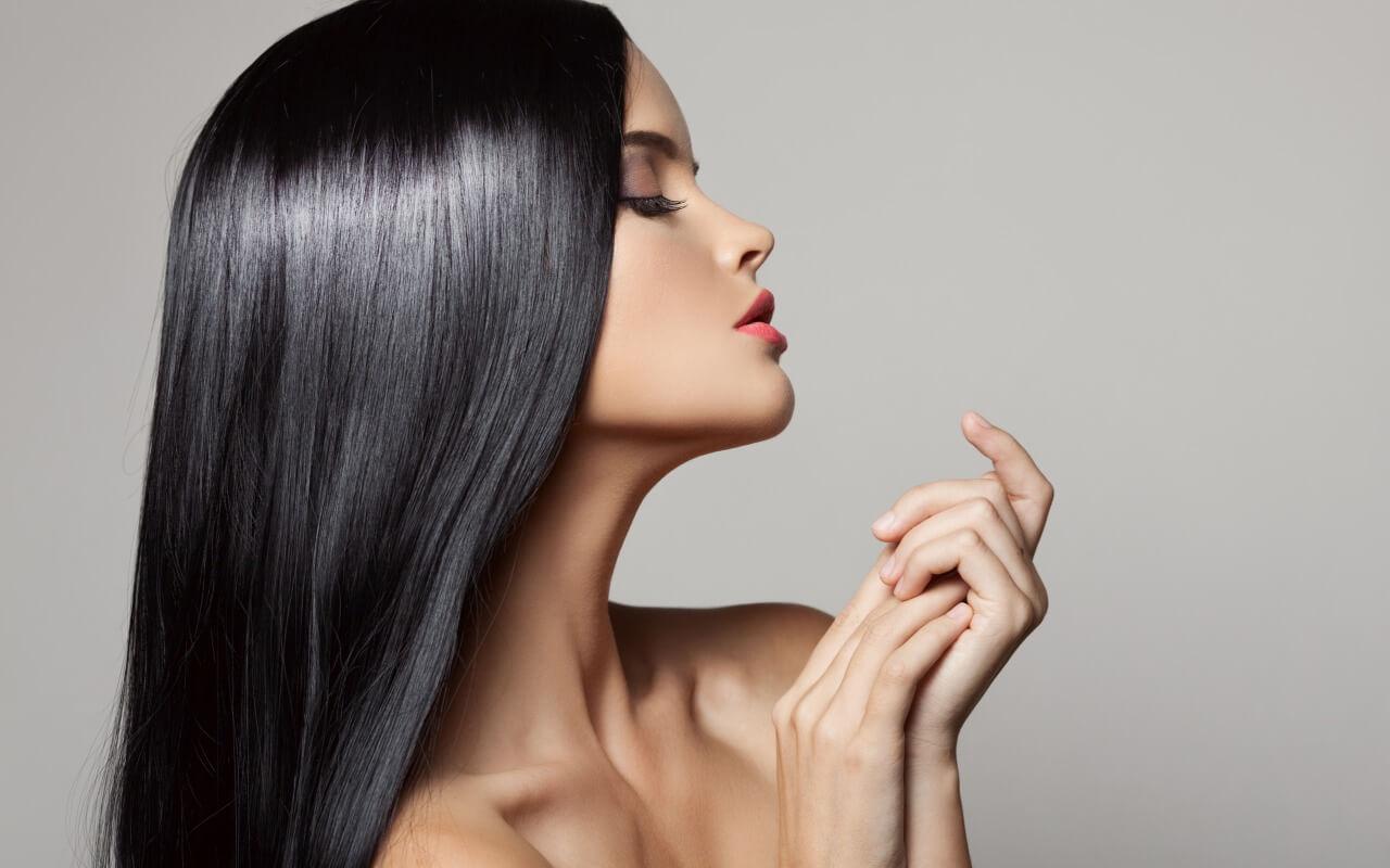 Чем кератиновое восстановление волос отличается от выпрямления?
