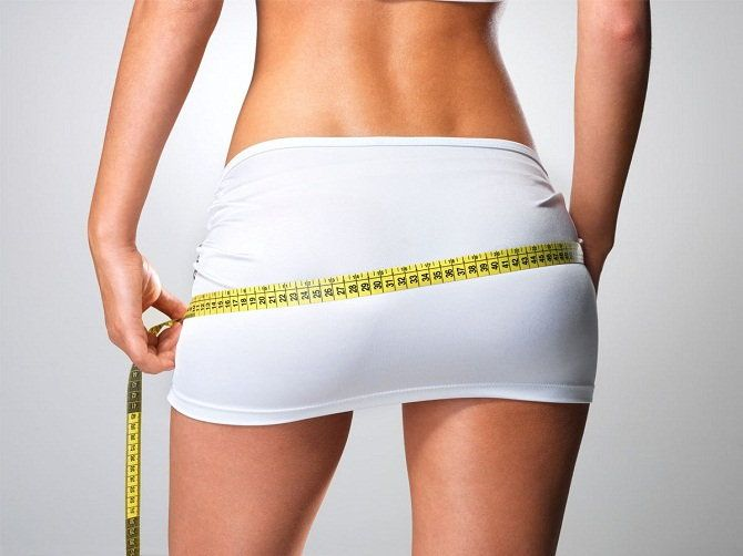 Причина жировых отложений на бёдрах.