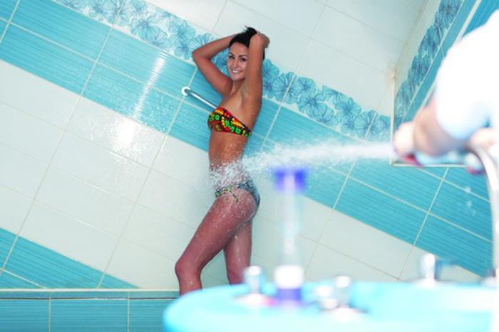 Кому противопоказан душ Шарко от целлюлита?