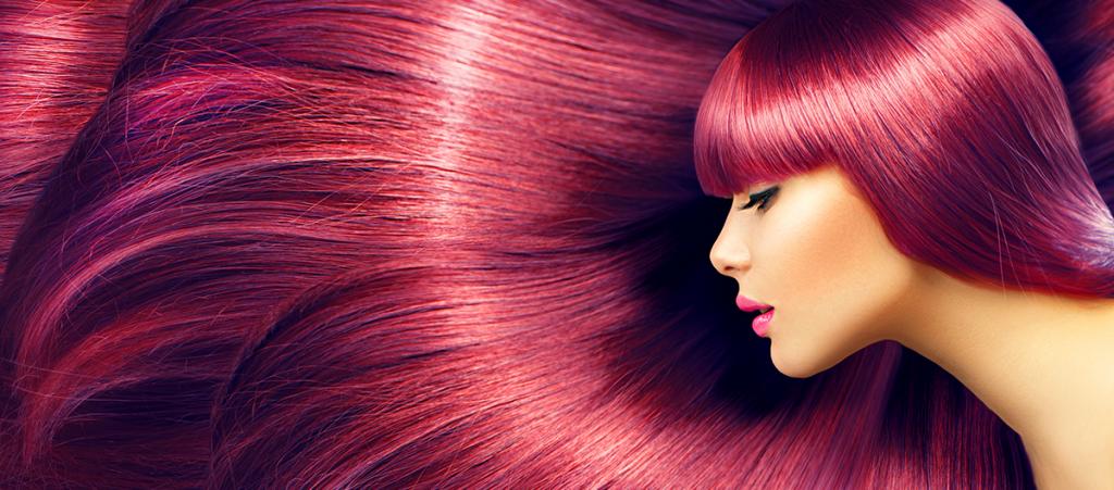 Общие правила в выборе цвета волос.