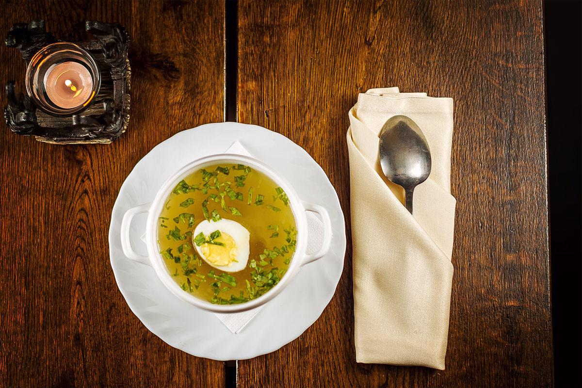 Рецепт куриного диетического супа для похудения.