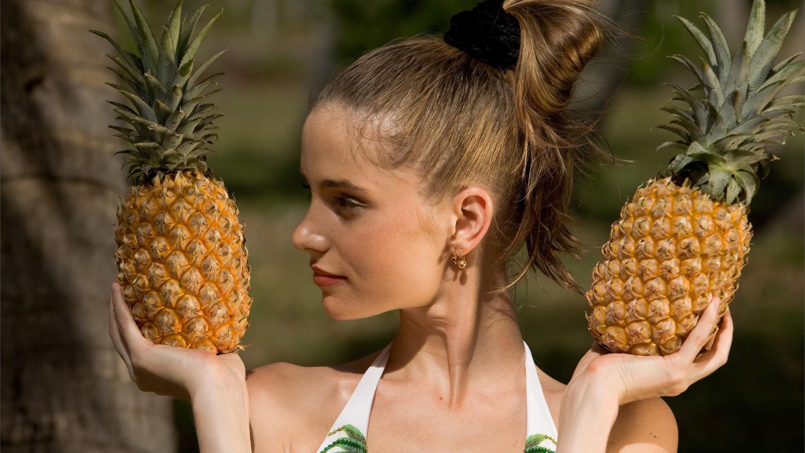 Рецепты низкокалорийных смузи из ананаса для похудения!