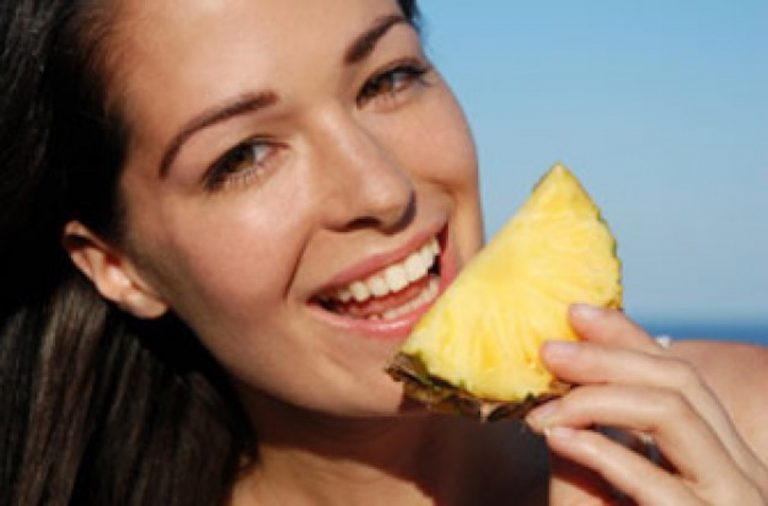 Экстракт ананаса в таблетках для похудения.