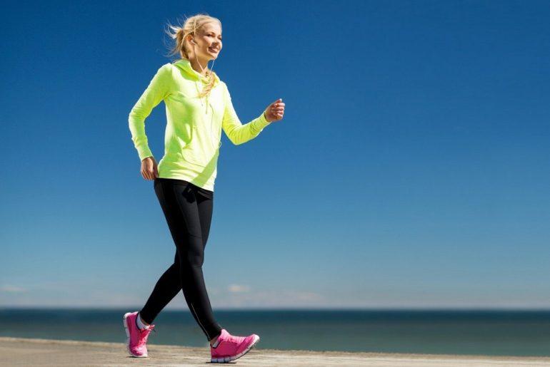 Рекомендации по спортивной ходьбе!