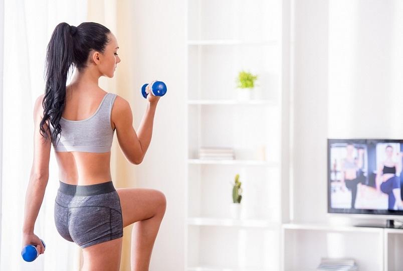 Какие танцы в домашних условиях помогут похудеть.