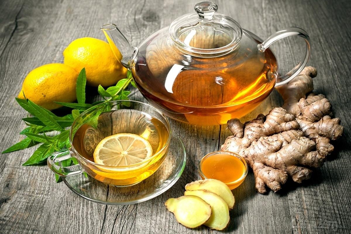 Лучшие рецепты имбирного напитка для похудения.