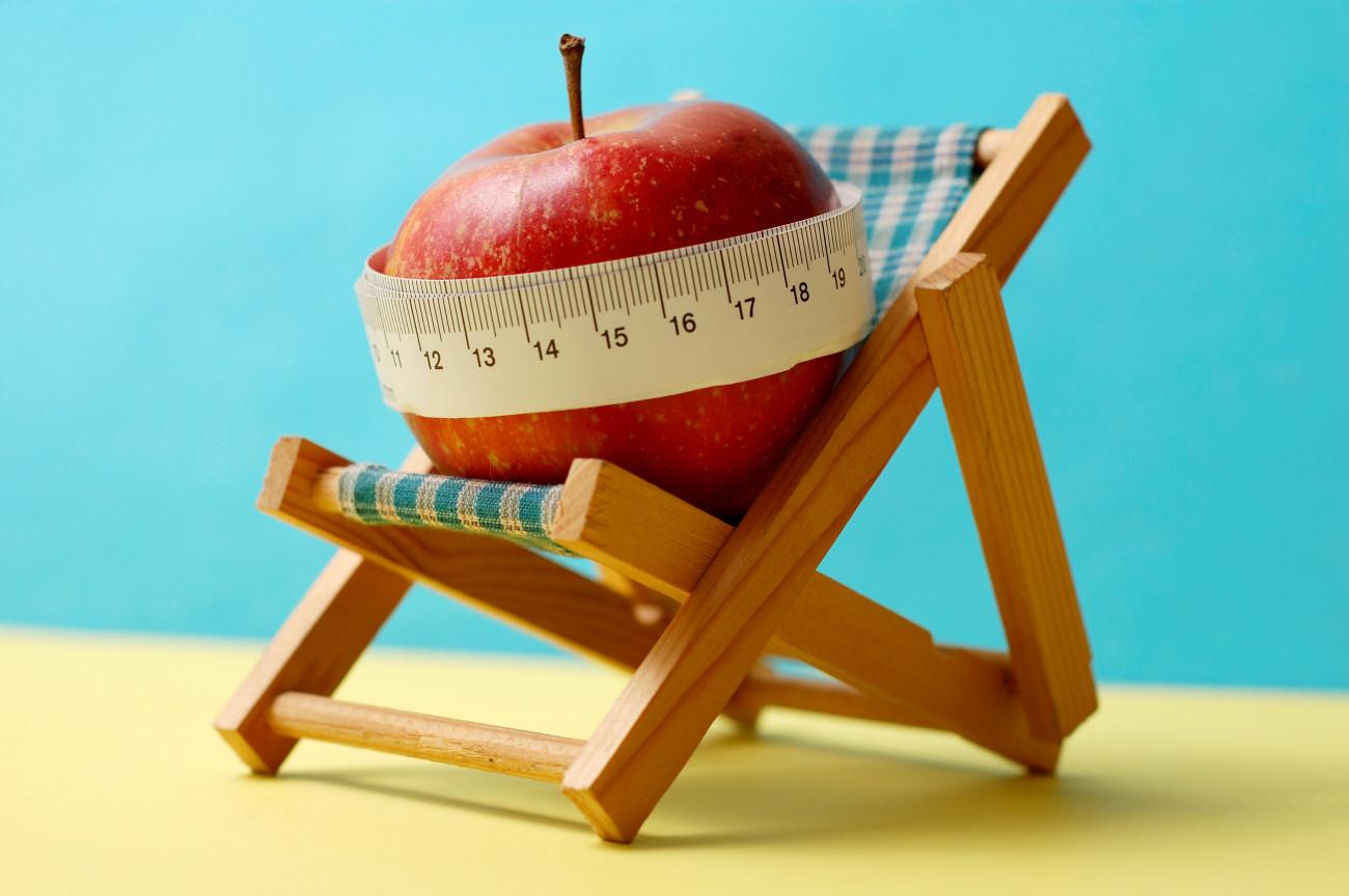 Яблоки для похудения: с корицей, печёные, смузи