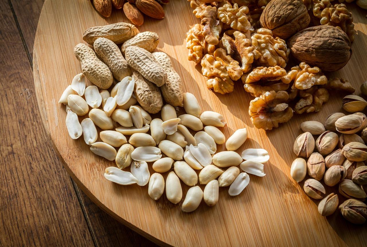 Рецепты вкусных блюд с орехами для прохудения.