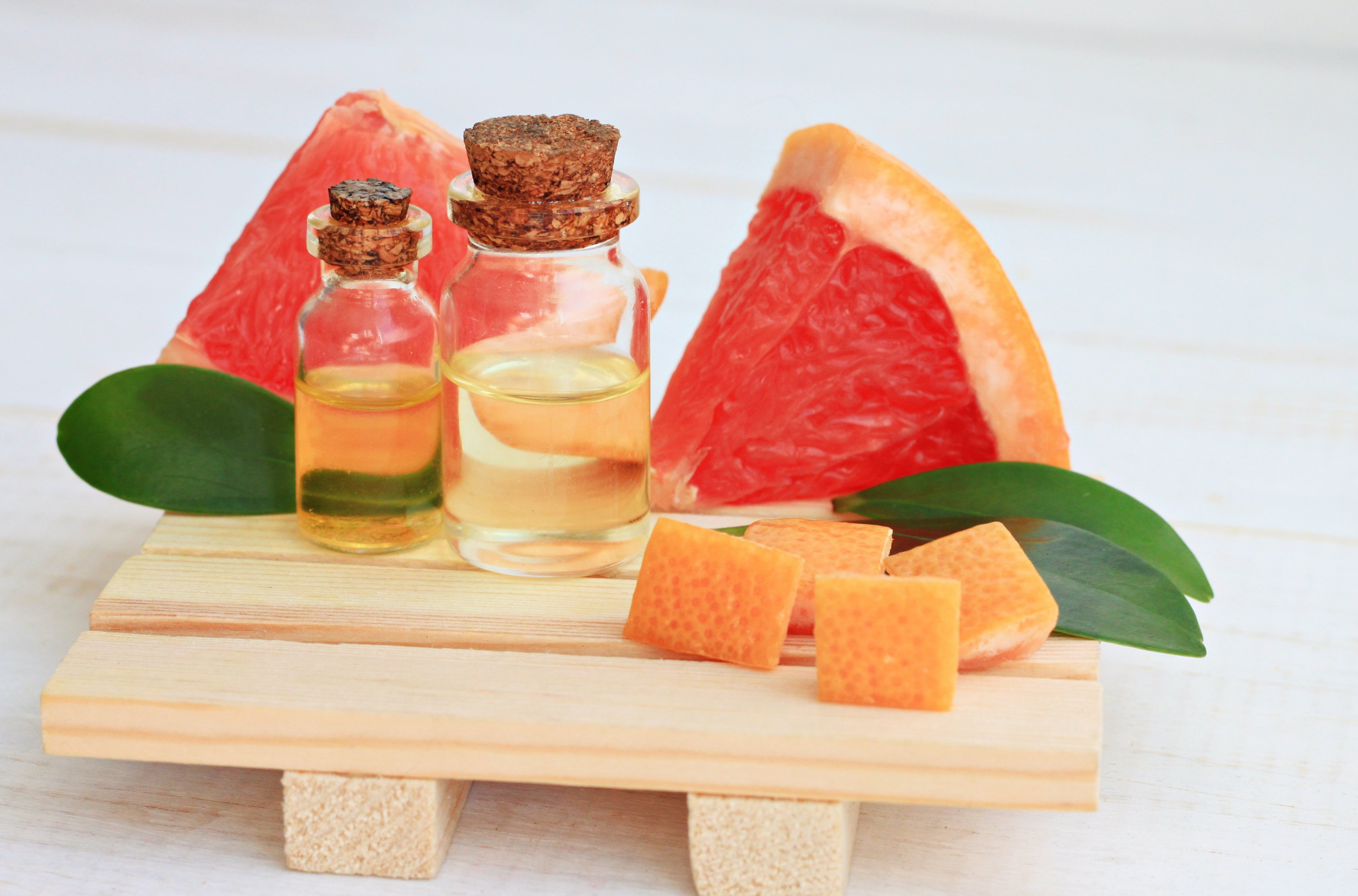 Эффективное применение масла грейпфрута от целлюлита.
