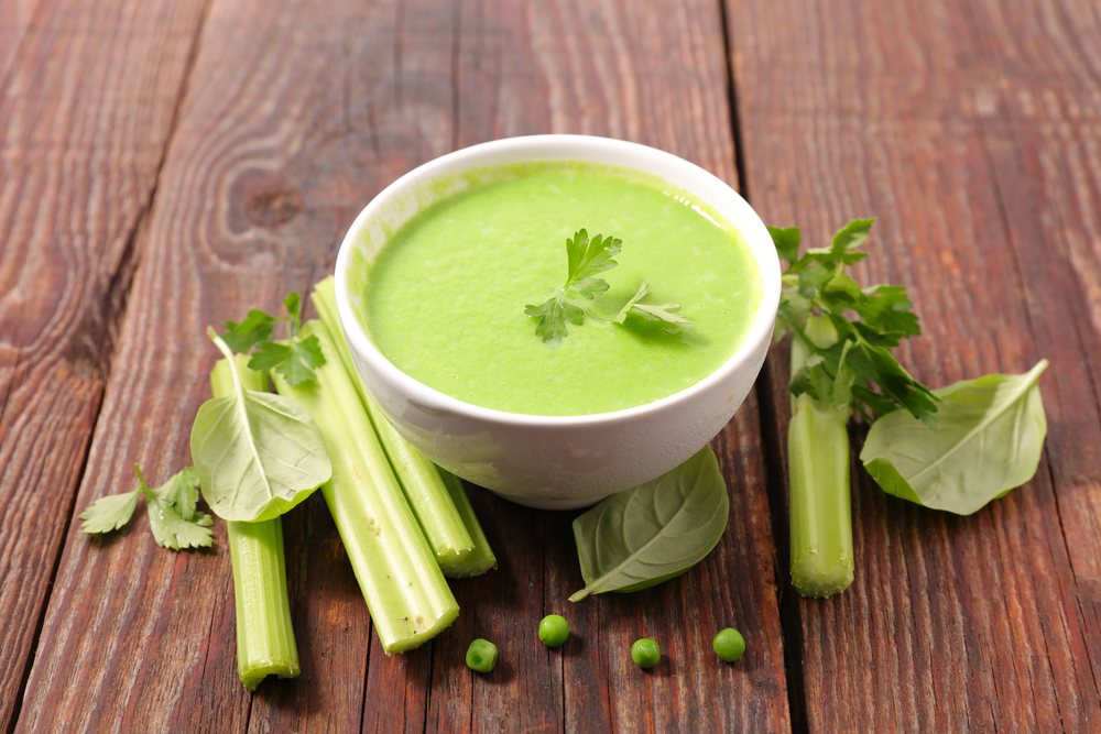 Суп из сельдерея для похудения: рецепт, диета, результаты