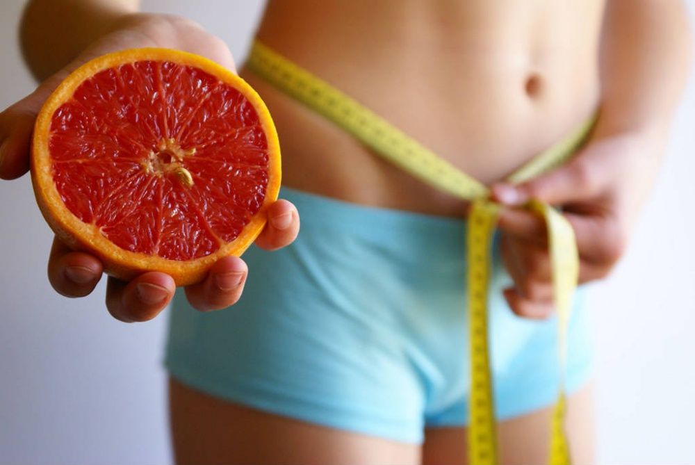 Грейпфрут для похудения: польза, рецепты и отзывы