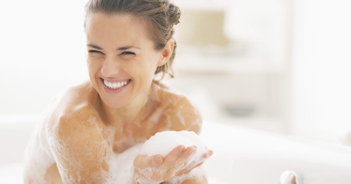 Антицеллюлитное мыло, разновидности!