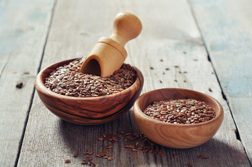 Способы употребления льняных семян для похудения