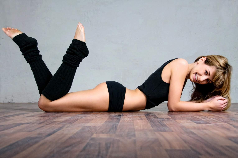 Бодифлекс: упражнения для похудения!