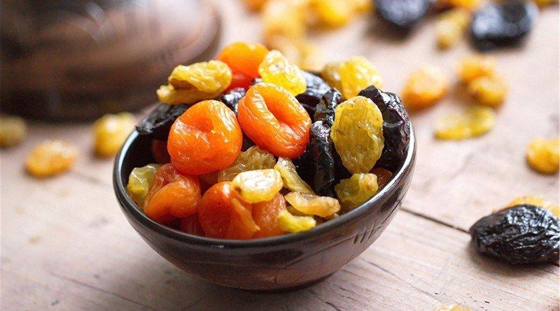 Чернослив, изюм и курага для похудения: диеты и рецепты