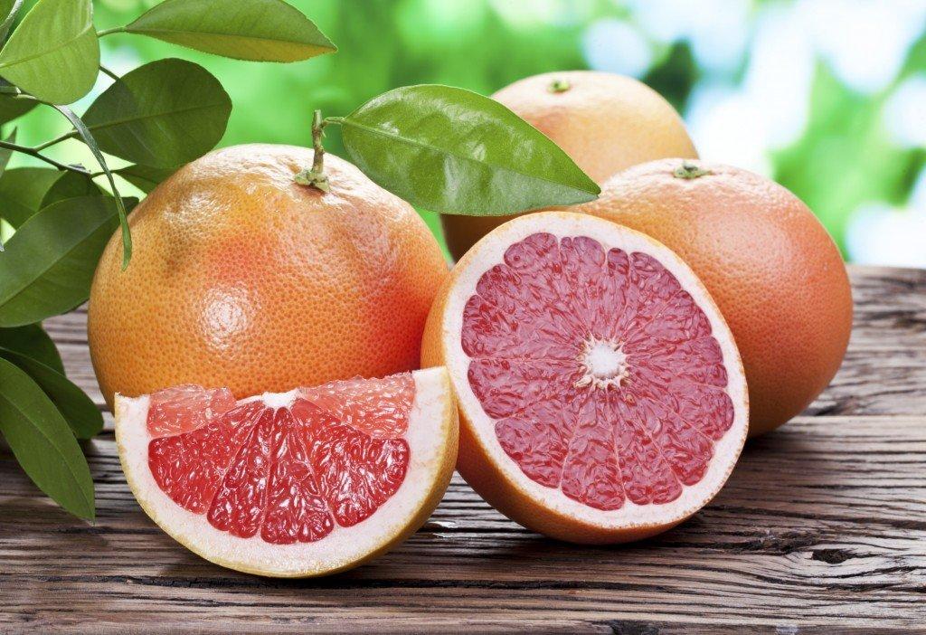 Противопоказания грейпфрута для похудения.