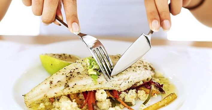 Какая рыба нужна для похудения?