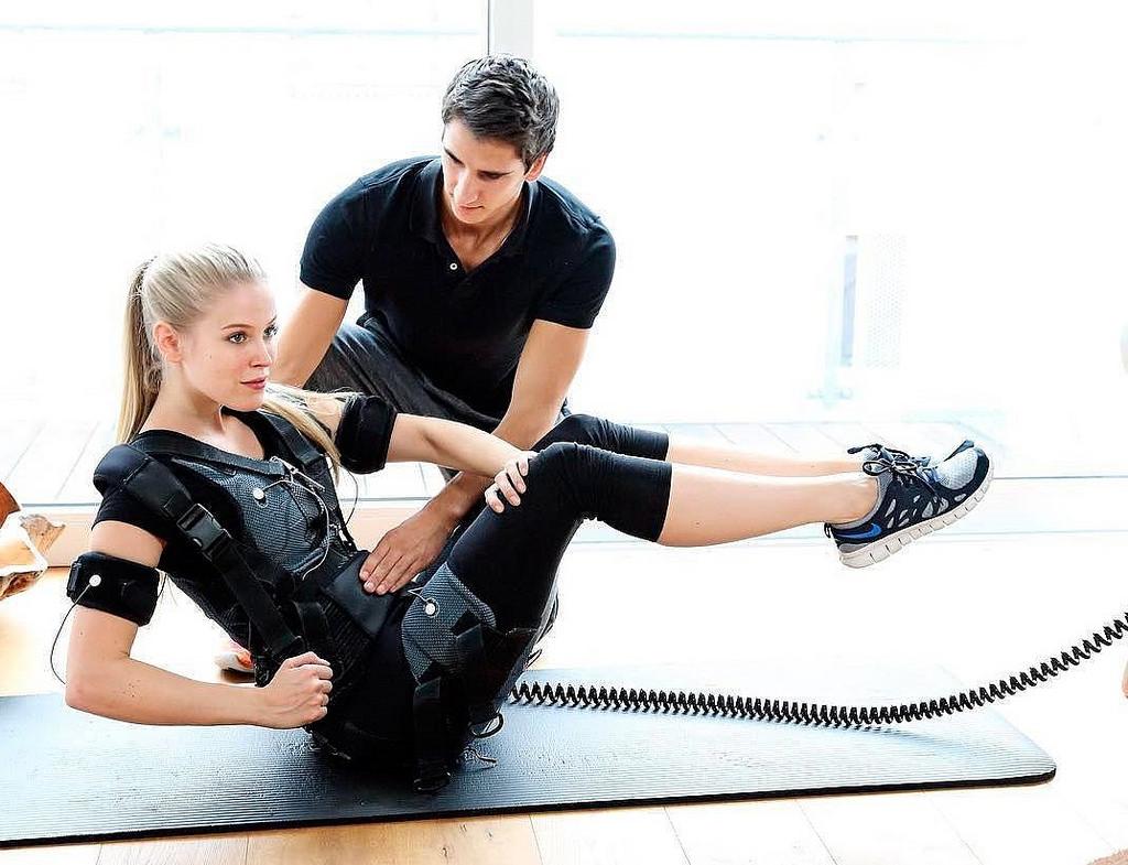 Что необходимо для ems тренировок?
