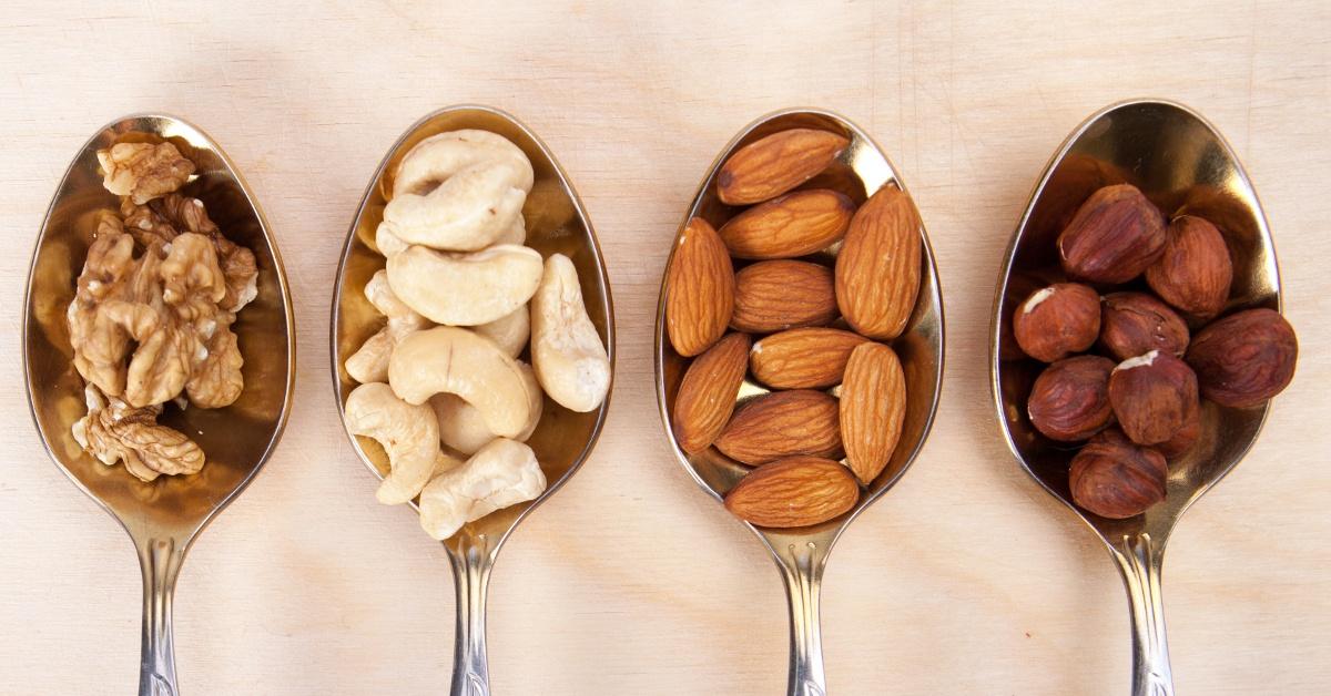 Грецкие орехи при похудении.